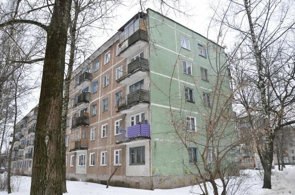 Псков, ул. Киселёва, 17
